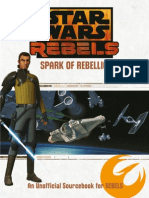 Star Wars Edge of the Empire- Rebels Sourcebook