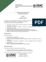 Feria Cientifica 2015 Proyectos Química Usac Fase II(1)