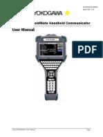 YHC5150X User's Manual