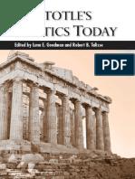 Lenn E. Goodman, Robert B. Talisse Aristotles Politics Today S U N Y Series in Ancient Greek Philosophy  2007.pdf