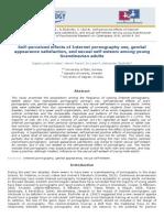 Self-perceived effects of Internet pornography use, genital.pdf