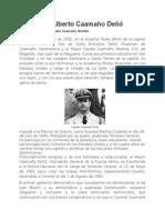 Biografía de Caamaño