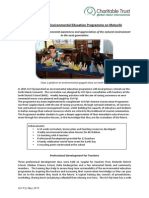 Caqalai  2015 May Achievement Report