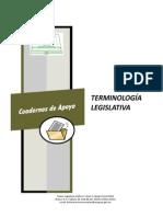 Terminología Legislativa