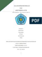 Tugas Makalah Sistem Pencernaan Dan Askep PCM & Hernia