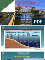Plataformas Fijas y Autoelevables