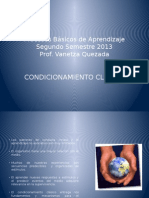 Condicionamiento Pavloviano 2013.VQ.