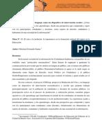 Mediación Del Cine y Su Lenguaje Como Un Dispositivo Isbn 978-958-8045!32!0