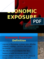 Economic Exposure ppt