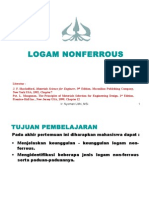 7. Logam Nonferrous