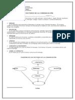 1 Factores y Funciones de La Comunicación