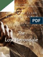 The Lost Herondale.pdf