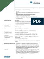 Carta tecnicaAmerlock 400