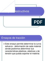 3-Ensayos Destructivos - Traccion