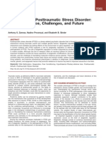Epigenetic of Post Traumatic Stress