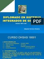 OHSAS 18.001 - 2007 SIG