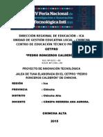 Proyecto Jalea Nuevo