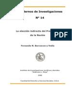 Cuadernos de Investigacion