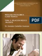 Tema 3 Medicina Psicologica