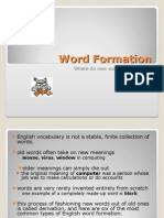 14717_Slides Word Formation