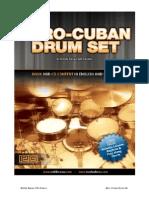 Indice Afro Cuban Drum Set