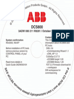 Customer CD Dcs800 Rev b