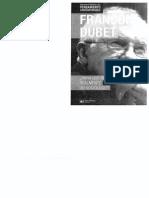 Dubet Francois - Para Que Sirve Realmente Un Sociologo
