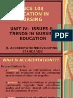 MNCS 104 Accreditation- PAASCU