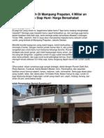 Dijual Rumah Di Mampang Prapatan, 4 Miliar an Rumah Siap Huni- Harga Bersahabat