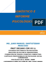 diagnostico psicologico