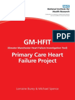 GM HFIT Primary Care Heart Failure Project Full Report
