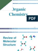 Chapter 1- CHM 261 organic chemistry