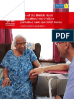 z812 Role of the Bhf Heart Failure Palliative Care Specialist Nurse a Retrospective Evaluation 0111