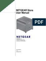 Netgear Stora user manual