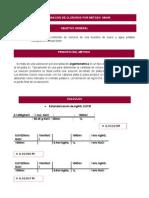 Informe Determinacion de Cloruros Por Metodo MORH