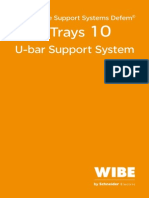 Defem Wibe Cable Support Systems 2010