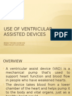 Ventricular Assisted Devices