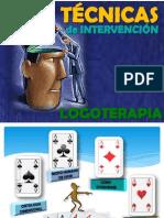 logoterapia  tecnicas  intervencion