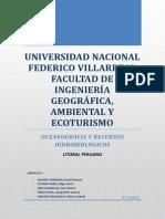 Trabajo de Litoral Peruano