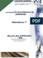 Mat Sit1 Alto GOPD810401M96
