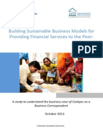 Case 5 the MFI BC Business Model Case Study