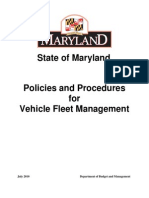 Fleet Mgmt Manual