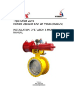ROSOV Operation Manual