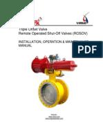 ROSOV Operation Manual