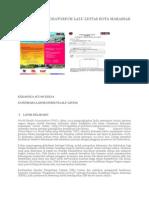 Sayembara Laboratorium Lalu Lintas Kota Makassar