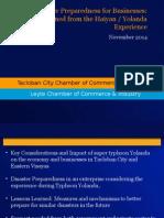 Presentation ECOP 20141124