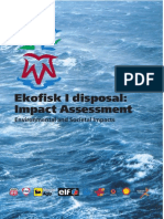 Impact Assessment Ekofisk I English
