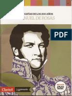 Juan Manuel de Rosas-Grandes Biografias