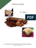 Catálogo Panadería (Dulces)