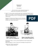 Daya Dan Tekanan Kertas 3 Bahagian B (Soalan 3) SMK DAS